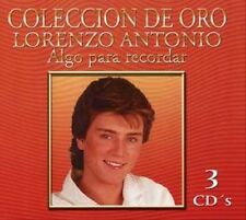 Coleccion de Oro by Lorenzo Antonio (CD, Sep-2006, Balboa Recording Corporation)