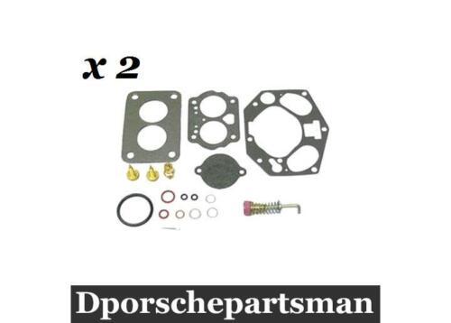 2 SC Carburetor Kit Porsche 356 A B C ROYZE   NEW #NS