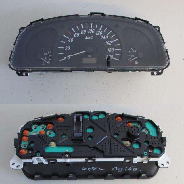 Quadro strumenti completo 09207456 Opel Agila A 2000-2007 usato 16578 20I-2-D-6