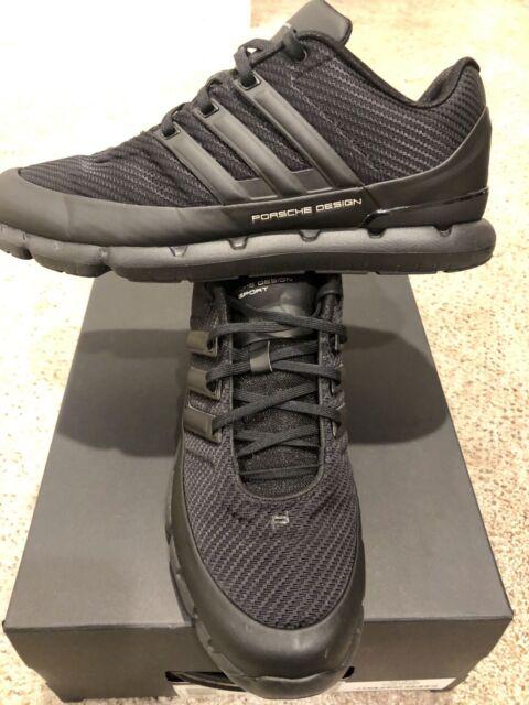 wholesale dealer d7d57 6276d adidas porsche design Sport Ec Running Shoes Core Black Men's Size Us 8.5  Uk 8