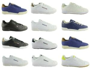 Reebok-Classic-NPC-Leather-Cuir-Femmes-Hommes-Chaussures-Sneaker-Chaussures-De-Sport