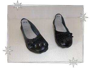 db3b2561344983 ... Chaussures-Plates-Ballerines-Ajourees-Noires-La-Bottine-Souriante-