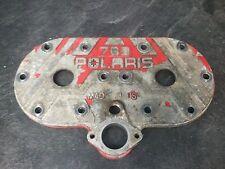 1998 98 Polaris Cylinder Head Cover # 5630794-093  81mm Twin XC Euro RMK 700cc