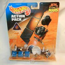 Hot Wheels JPL Returns to Mars 1999 Action Pack, Brand New, VERY RARE