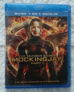 Mockingjay 1 Dvd