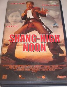 Shang High Noon Vhsactionjackie Chanowen Wilsonlucy Liu
