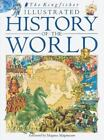 The Kingfisher Illustrated History of the World : 40,000 BC to Present Day by Jack Zevin (1993, Hardcover, Teacher's Edition of Textbook)