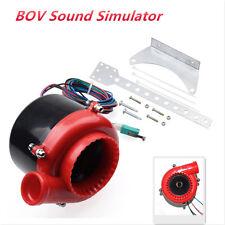 Válvula de descarga de falso electrónica Turbo golpe Válvula de golpe Off Interruptor BOV sonido analógico