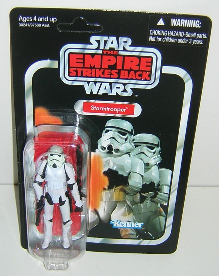 Star Wars Vintage Collection VC41 Stormtrooper Unpunched