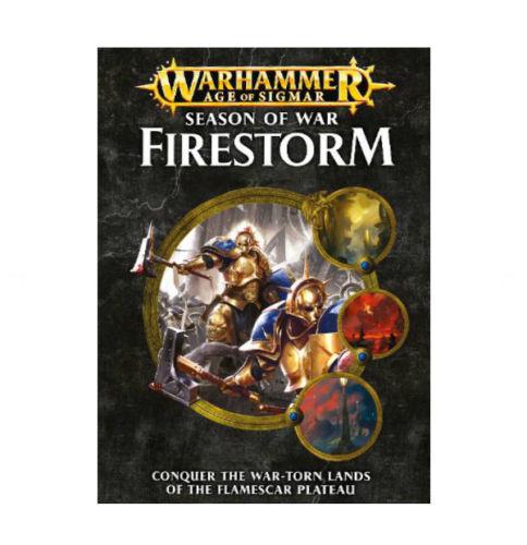 Warhammer edad de Sigmar  temporada De Guerra-Firestorm GWS80-22-60