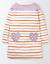NEUF RRP £ 26.99 Mini Boden Fille Cœur Robe à poches multiples, BU16