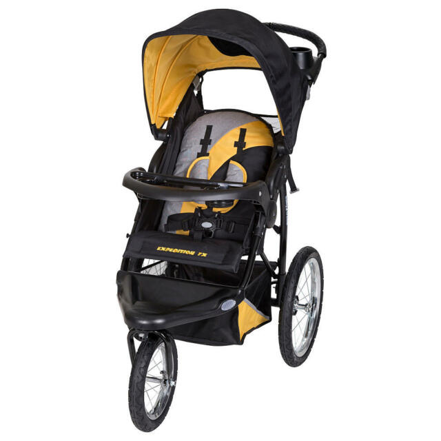 Baby Trend Expedition FX Sunrise Jogger Single Seat ...