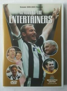 Return-of-the-Entertainers-Newcastle-United-Season-2001-2002-Review-Region-2-DVD