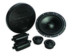 """Hifonics ZS65C Zeus Series 6.5"""" 400 Watt Car Audio Component Speakers"""