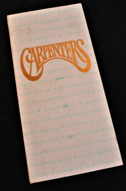 """The Carpenters """"From the Top"""" 4-CD collectors box set"""