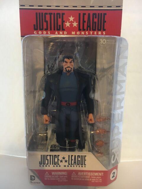 DC Comics Justice League Gods and Monsters Action Figure Set - 3 Figures