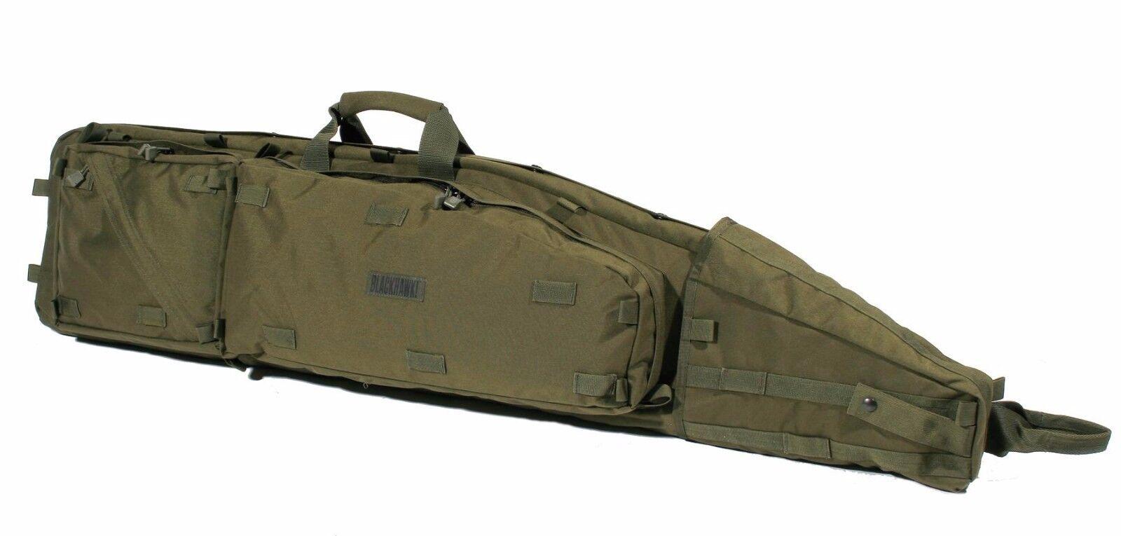 Bolsa de arrastre negrohawk largo Pistola de francotirador de OD