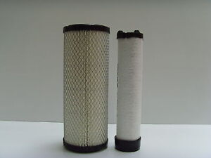 Air Filter Set Inner and Outer Fits IHI 28N-2, 25VX, 30N, 30NX, 30NX-2, 35N