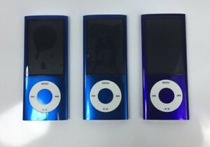 Lot of 3: Apple iPod Nano 5th Generation 8GB Model A1320 bundle - Parts! | eBay