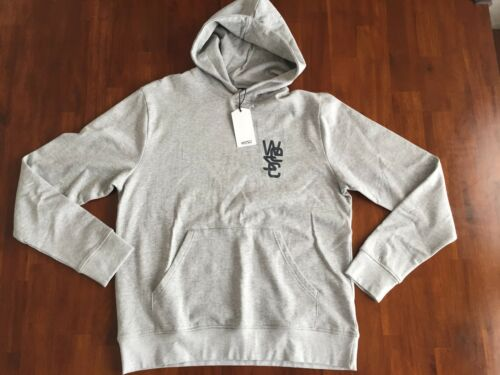 Chestgrey shirt Wesc Sweat 125 xl Overlay Melange 455qwTg