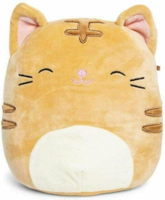 "Squishmallow Paulita Pink Cat Kitty 8/"" New Soft Pillow 2019"