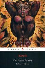 The Divine Comedy Vol. 1 : Inferno by Dante Alighieri and Dante (2002, Paperback, Revised)