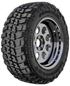 4 New Federal Couragia M T Mud Tires 33x12 50r15 33 12 50 15