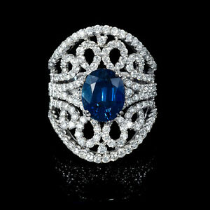18K-WHITE-GOLD-DIAMOND-amp-BLUE-SAPPHIRE-RING