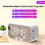 thumbnail 20 - Bosina Altavoz Portátil LED Inalámbrico Speaker con Bluetooth USB/AUX/FM Radio