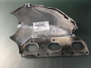 Original-Porsche-Panamera-94611104102-Hitzeschild-Abgaskruemmer-zyl-4-6