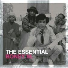 "BONEY M. ""THE ESSENTIAL BONEY M."" 2 CD NEU"