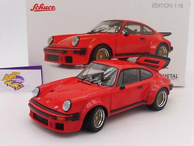 Neu Weiss Schuco 00337-1//18 Porsche 934 Rsr