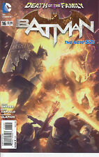 BATMAN 16 VARIANT...NM-...2013....New 52...Scott Snyder...VHTF Bargain!