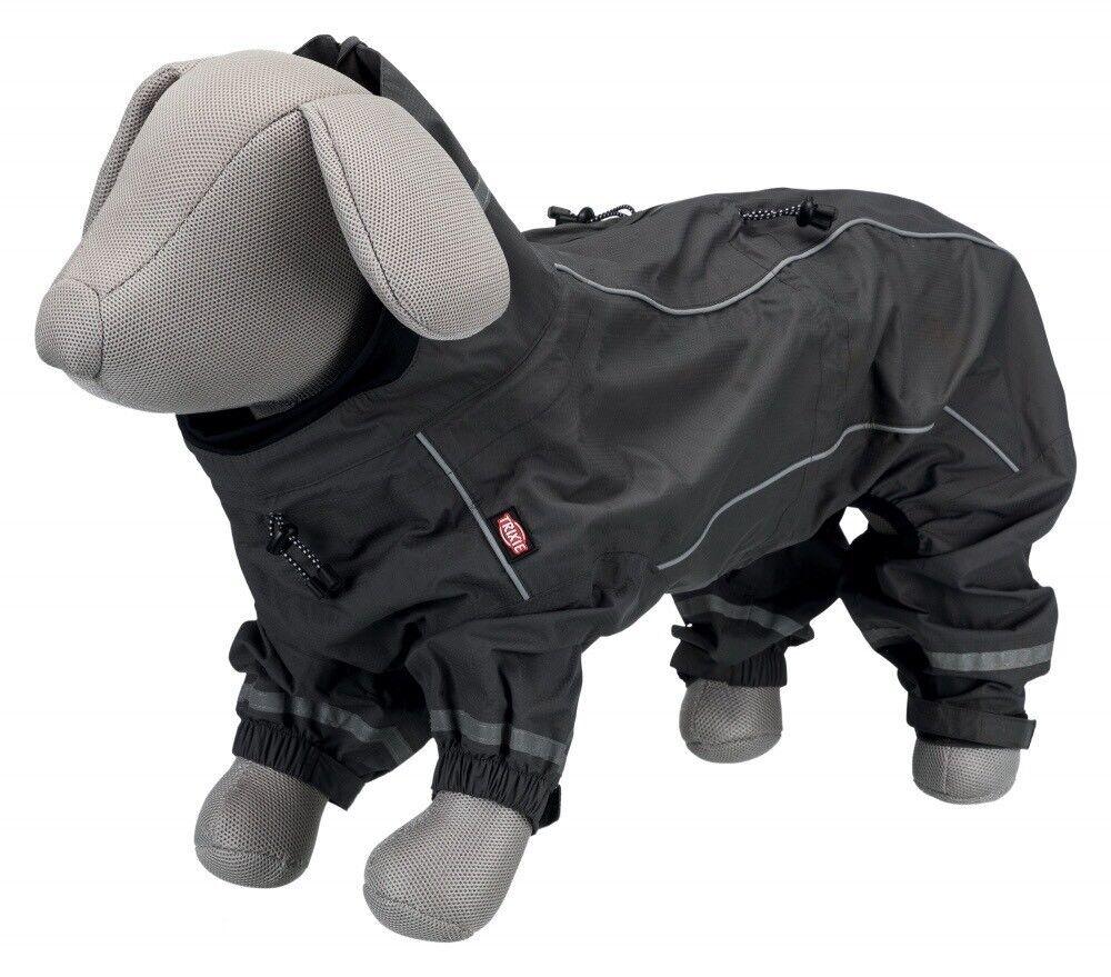 TRIXIE Vaasa Pioggia Complessivo Giacca impermeabile per cani varie taglie, cons. GRATIS
