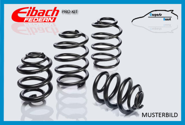 Eibach Kit Pro Muelles BMW Serie 3 E46 (346l) 30/30mm con homologación
