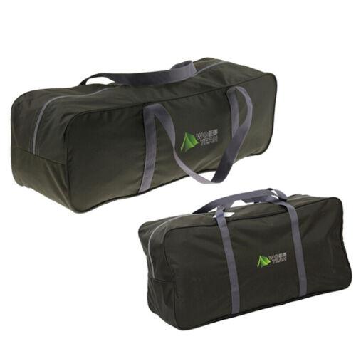 2pcs Camping Tragetasche Zelt Aufbewahrungstasche Reise Zelttasche Gepäcktasche