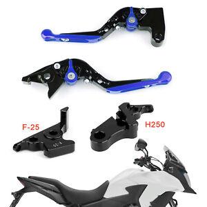 Adjustable Clutch Brake Lever For Honda CB500F CBR500R CBR250R CBR300RR Blue