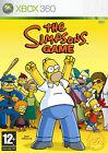 The Simpsons Game (Microsoft Xbox 360, 2007)