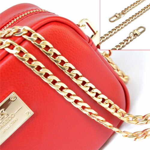 Purse Bag Strap Crossbody Replacement DIY Shoulder Handbag Handle Chain New Lot
