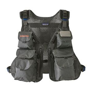 Patagonia-fly-fishing-convertible-Vest-forge-Grey