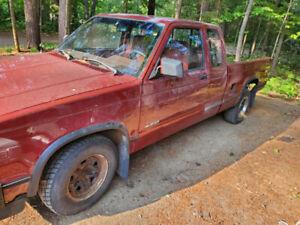 1991 Chevrolet S-10 Durango