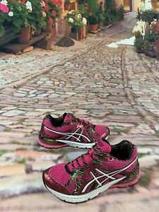 ASICS-GEL-PRELEUS-HOT-PINK-Women-039-s-Running-Shoes-Sz-6-T480N