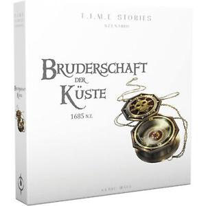 Asmodee-T-I-M-E-Stories-Die-Bruderschaft-der-Kueste-Brettspiel