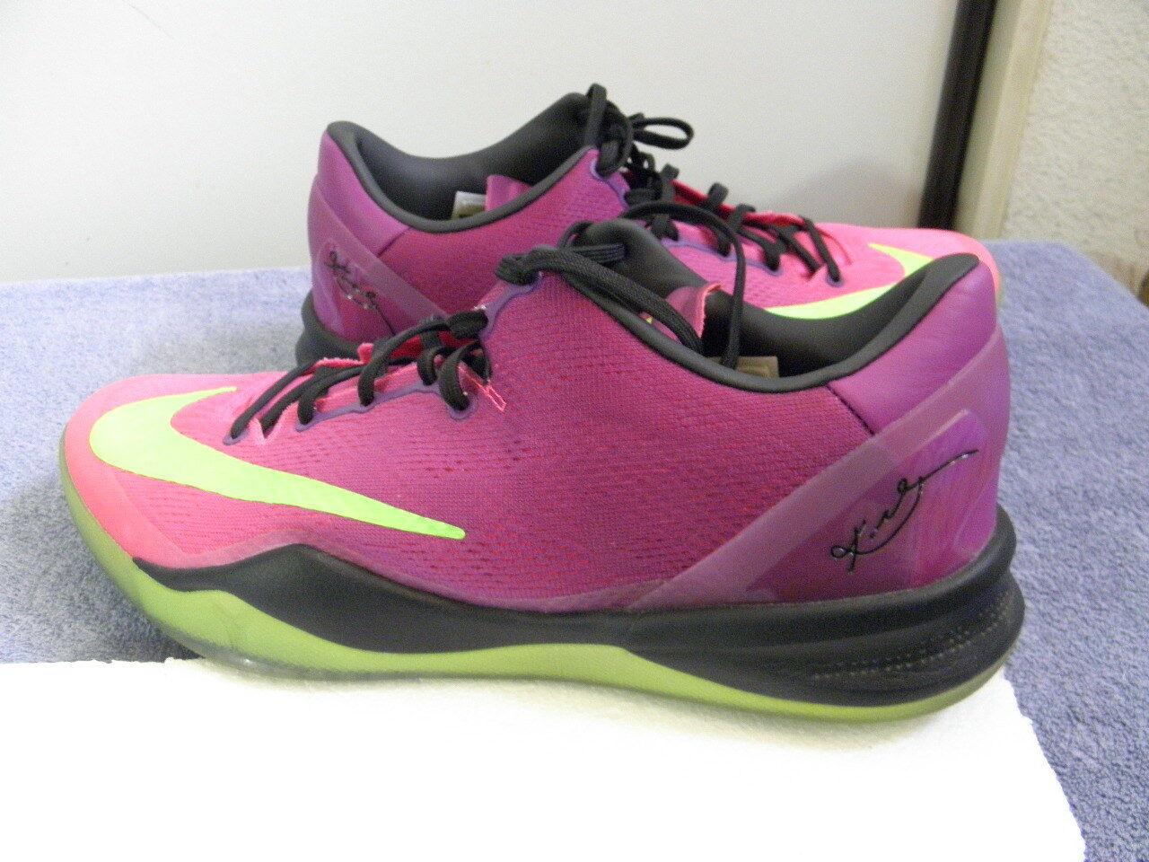Nike kobe viii otto mamba mambacurial taglia 11 vnds bryant volubile ronaldo