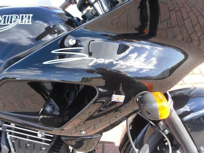 Triumph, Sprint 900, ccm 885