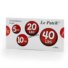 1 Le Patch Weight Loss Parche Bajar de Peso Gordura Dieta Natural  Fast Slimming