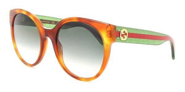 558dd9c581ae Gucci Urban GG 0035s Sunglasses 003 Havana 100 Authentic for sale online |  eBay