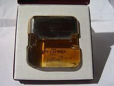 VU TED LAPIDUS  PARFUM 8 ml   ORIGINAL RARE VINTAGE