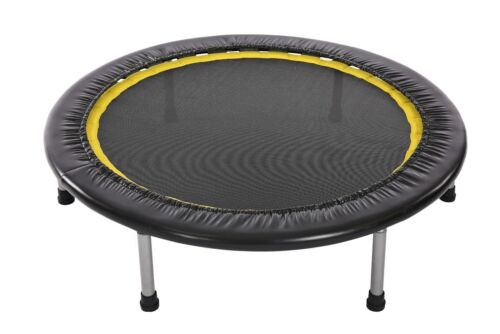 36 Inch Gym Trampoline Folding Circuit Kid Adult Trainer Workout Exercise Cardio