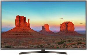 LG 65UK6400PLF 65 Inch 4K Ultra HD HDR Freeview HD Smart WiFi LED TV - Black